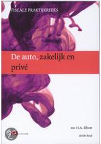 De auto, zakelijk en privé, derde druk, nieuwe omslag
